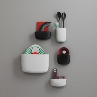 Pocket - Wandaufbewahrung von Simon Legald für Normann Copenhagen