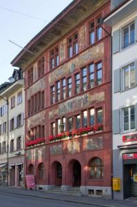 Altstadthaus in Liestal